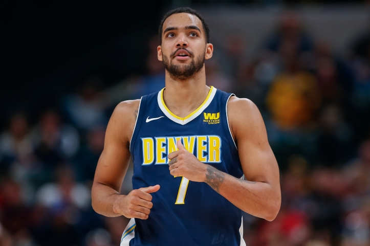 Denver Nuggets v Indiana Pacers